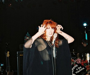 florence and the machine, florence, and florence welch image