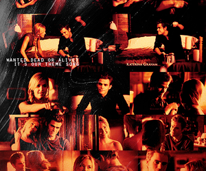stefan, Vampire Diaries, and lexi image