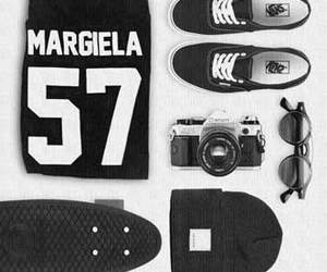 margiela, rad, and vans image