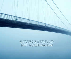 quotes, success, and journey image