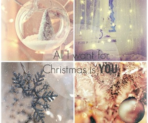 christmas, new year, and love image