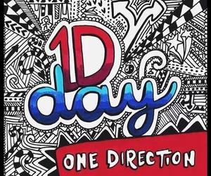 one direction, 1dday, and louis image