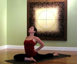 for, yoga, and sciatic image