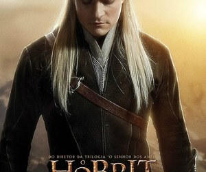 Legolas, the hobbit, and the desolation of smaug image
