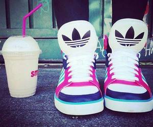 adidas, shoes, and swag image