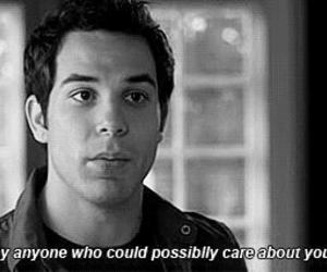 quote, pitch perfect, and black and white image