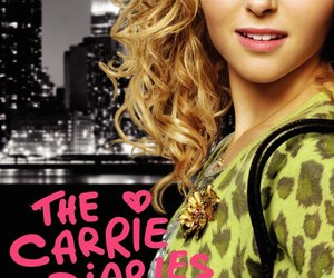 carrie, diaries, and serie image