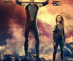catching fire, mags, and finnick image