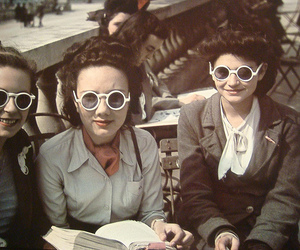 vintage, fashion, and woman image