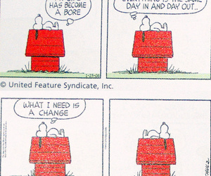 snoopy, change, and funny image