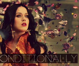 katy perry, prism, and unconditionally image