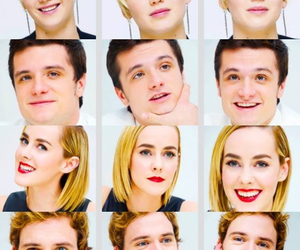 Jennifer Lawrence, josh hutcherson, and jena malone image