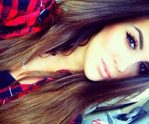 beauty, gorgeous, and nicole guerriero image