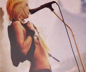 rock, Taylor Momsen, and thinspo image