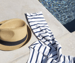 heat, stripes, and summertime image