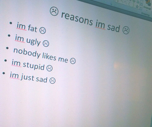 sad, grunge, and depression image