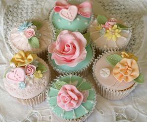 cupcake, cute, and sweet image