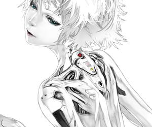 anime, manga, and beatless image