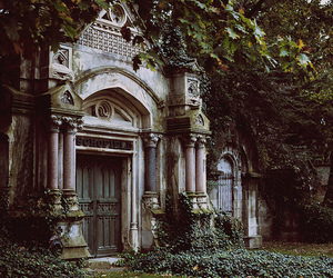 cemetary and 🍃 image