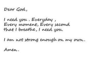 god and need image