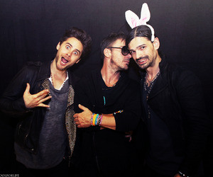30 seconds to mars, tomo, and beautiful image