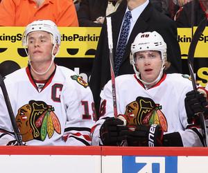 hockey, nhl, and blackhawks image