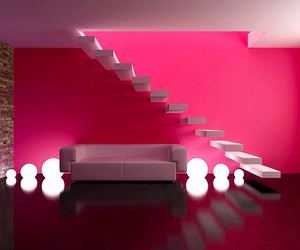 pink, cute, and home image