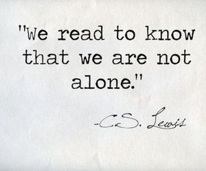 book, quote, and alone image
