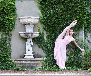 balet, beautiful, and pointe image