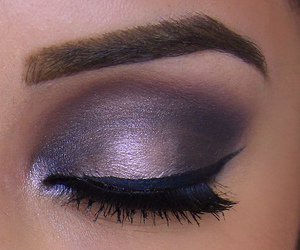 makeup, pretty, and eyes image