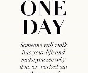 believe, one day, and quotes image