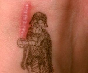 scar, funny, and star wars image