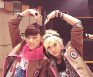 :3, ren, and cute image