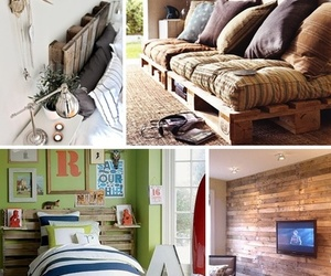 diy, furniture, and pallet image