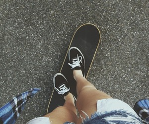 cutoffs, dope, and flannel image