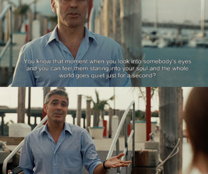 love, george clooney, and up in the air image