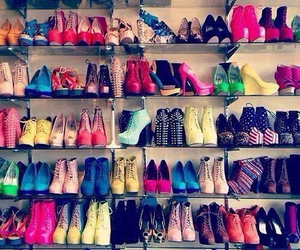 heels, pretty, and cute image