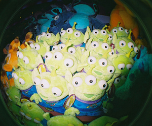 cute, toy story, and alien image