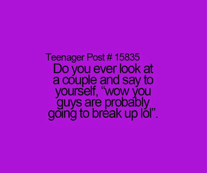 couple, teenager post, and break up image