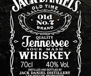 whiskey, daniels, and jack image