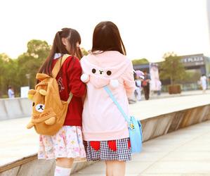 kawaii, japan, and pink image