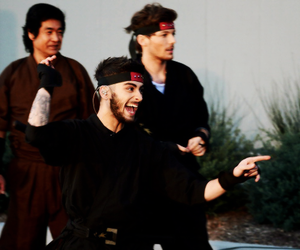 one direction, zayn malik, and 1dday image
