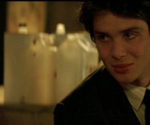 cillian murphy, scarecrow, and batman begins image