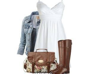 fall dress image
