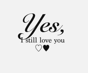 love, yes, and still image