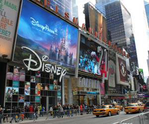 disney, new york, and photography image