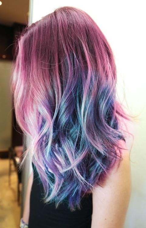 Pretty In Pastel Via Tumblr On We Heart It