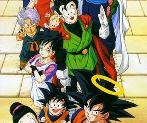 dragon ball z, dbz, and goku image