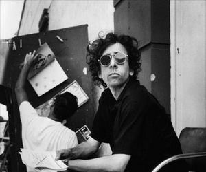 black and white, director, and tim burton image