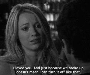 gossip girl, love, and quote image